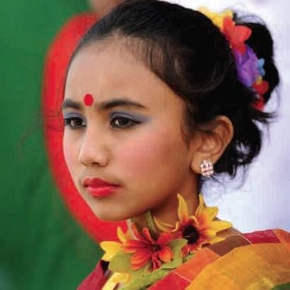 Bangladeshi dancer, Prio Bangla Festival