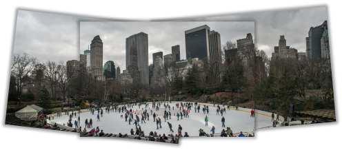 City - NYC Wollman Rink