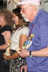Oraien Catledge, Natasha Tretheway, Mississippi Institute of Arts and Letters Award Ceremony