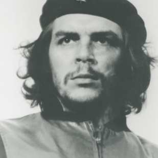 Che Guevara, Heroic Guerrilla 1960 Gelatin silver print 11 x 14 in. ©Alberto Korda