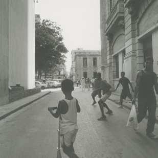 Havana, Cuba 2000 Gelatin Silver Print 14 1/4 x 11 in. ©Christophe Von Hohenberg