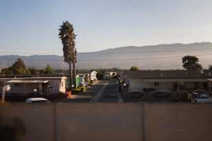 California Dreaming (California, 6:44:20PM, Summer 2010, Coastal Starlight Route)
