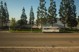 Camper (California, Summer 2012, Southwest Chief Route)