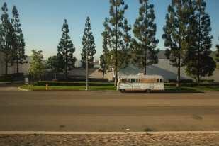 Camper (California, Summer 2012, Southwest Chief Route)