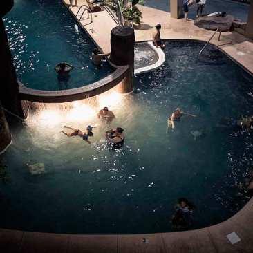 Indoor Swimming Pool, Gatlinburg, TN