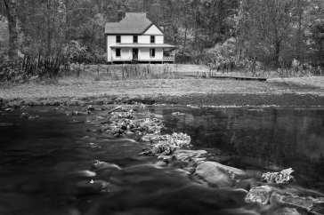 Jim Sykes | Infrared Landscapes