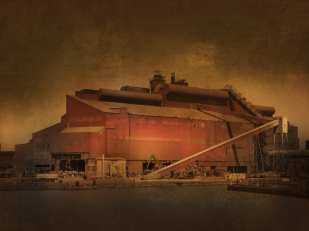 River Rouge Plant, Dearborn, Michigan