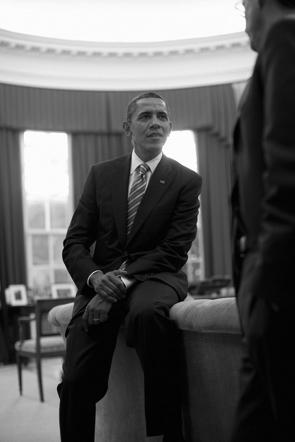 Christopher Morris | The Power of the Presidency | Barack Obama