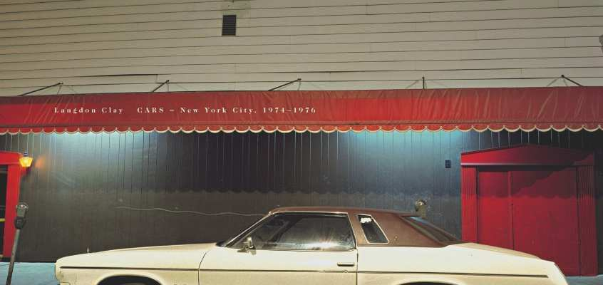 Langdon Clay | CARS: New York City, 1974–1976 | Interview by EA Raines-Whorton