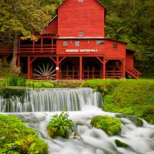 Hodgson Mill ©Brian Cormack