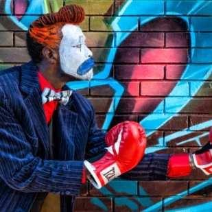 Rio the Clown ©Beate Sass