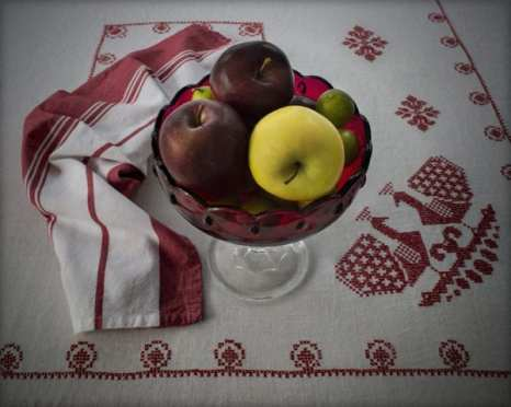 Mama's Fruit Bowl ©Clara Williams