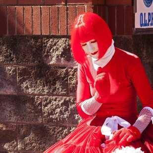 Red Lady ©Rhonda Prince