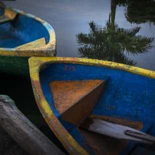 Boats, Lasterras, Artemesia ©Chip Cooper
