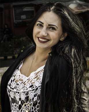 Sarajevo Young Woman