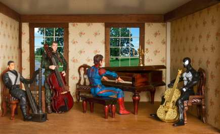 The Music Room ©Dale Niles