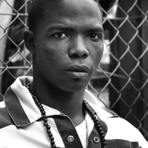 Young Man ©Chandra McCormick