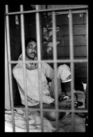 Glen Demourelle, Angola, 1980 ©Keith Calhoun