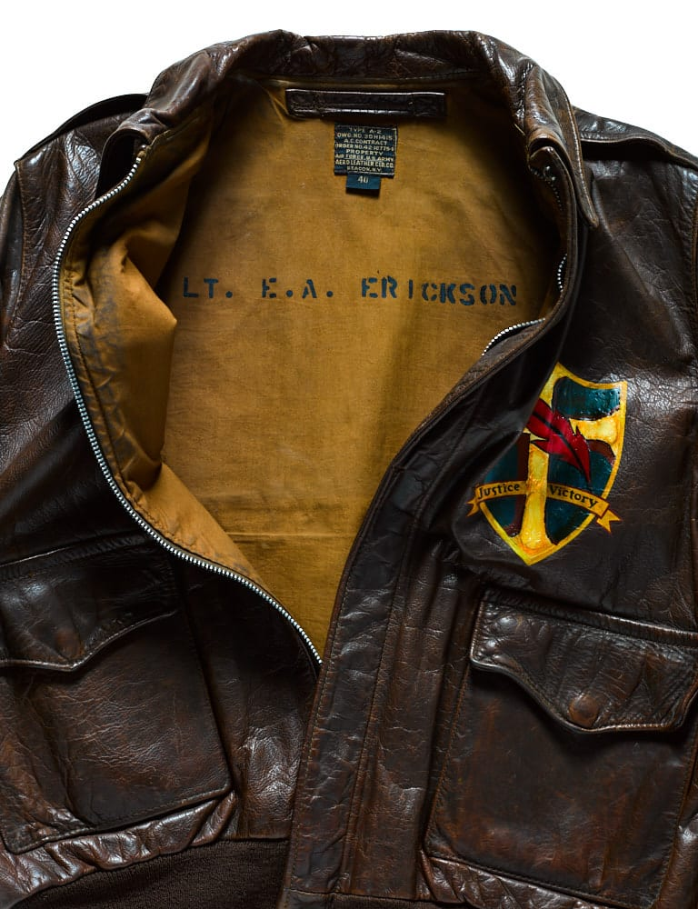 WWII Bomber Jackets | Untold Stories | John Slemp