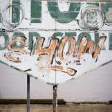 Show Sign, Vidalia, Louisiana
