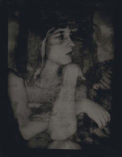 Juana and the Falcon ©Josephine Sacabo