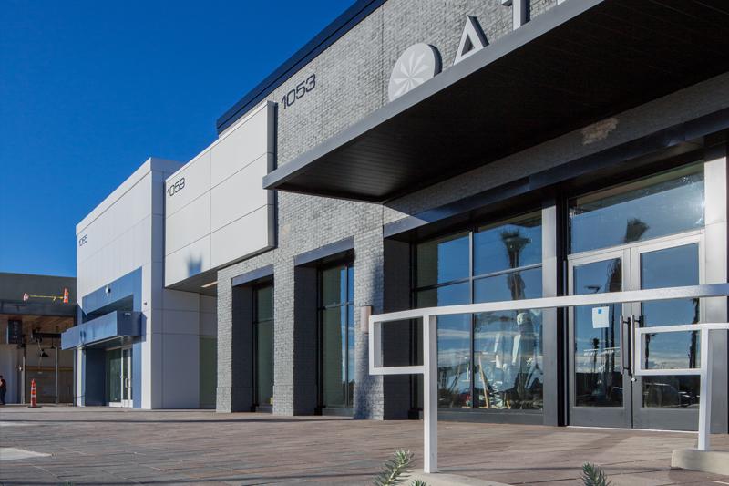 Retail DC Building Group