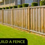 Easy Guide To Building A Wooden Fence Buildworld Uk