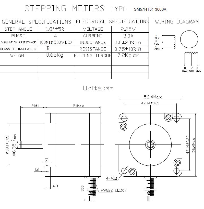 long s stepper motor wiring diagram fuel gauge nema manual e books diagramnema 23 free for you