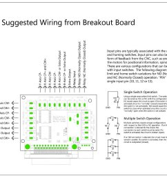 breakout board with relay suggested wiring diagram [ 1099 x 849 Pixel ]