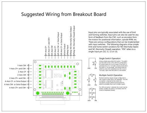 small resolution of breakout board with relay suggested wiring diagram