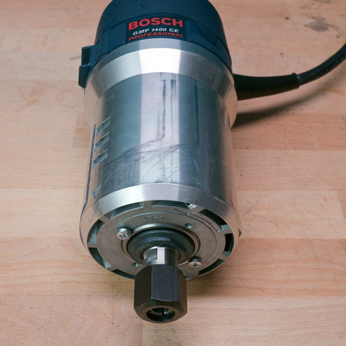 Bosch 1617evs Router Motor Only