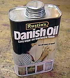 Danish Oil Application Tips