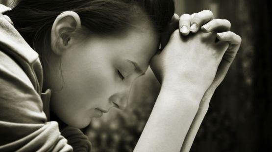spouse praying