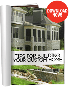 Planning on building a custom home? Here are some tips and advice from the experts.