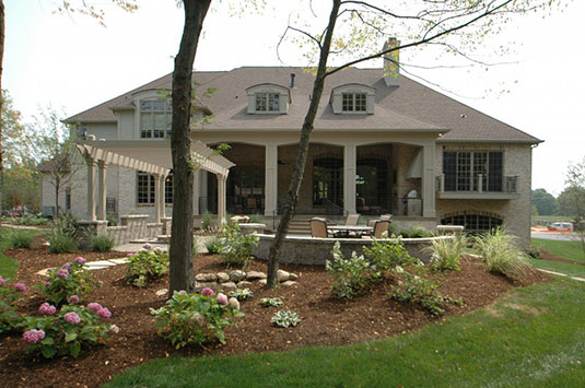 Custom Home Bulder in Westfield Indiana
