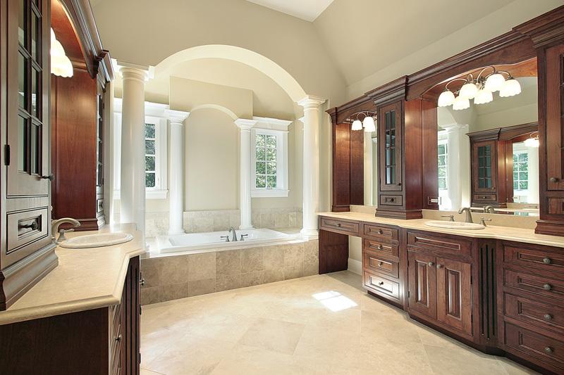 Bathroom Design Indianapolis indianapolis custom home builders' master bathroom design tips