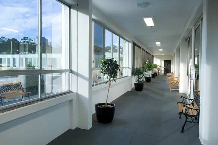 Greenwich Hospital  Refurbishment by MPD Constructions Group
