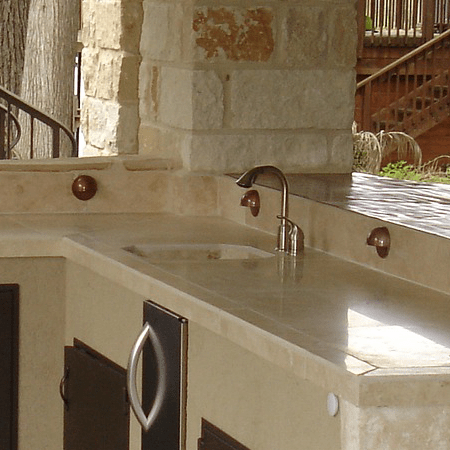 Outdoor Kitchen Plumbing »