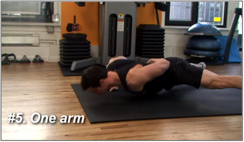 Push Up Variations & Exercises 5