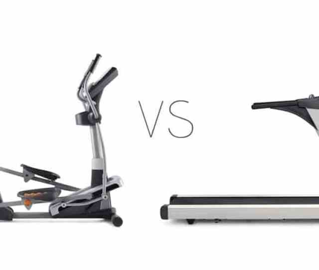An Elliptical And Treadmill Are Two Of The Most Common Cardio Machines Found In Gyms Both Machines Can Provide An Effective Cardiovascular Workout And Help
