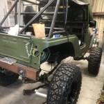 1974 Jeep Cj5 Project Crate 383 D44 D60 37s Builtrigs