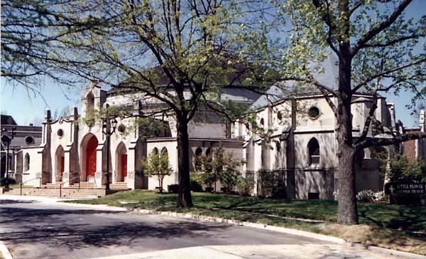 Built St Louis  Historic Churches