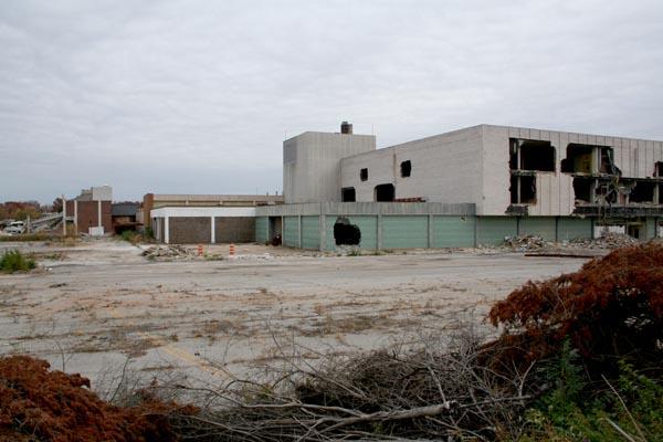 Built St Louis  Vanished Buildings  River Roads Mall