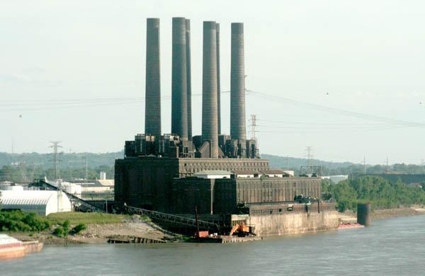 Built St Louis The Industrial City Power Plants