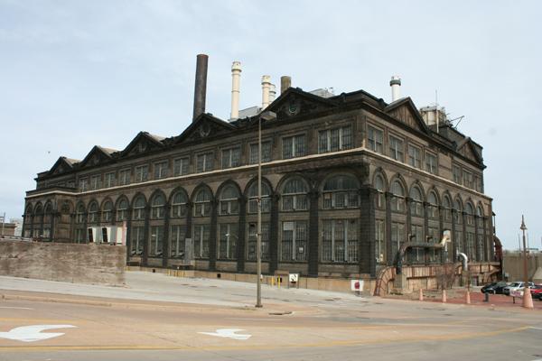 Built St Louis  The Industrial City  Union Electric