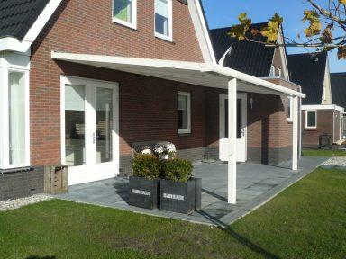 veranda systemen PIAZZA van BUITEN! by Bazelmans