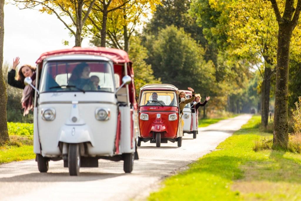 Tuk Tuk rijden in Limburg kookworkshop