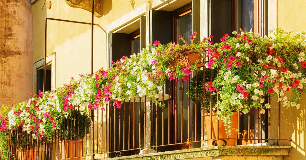Balkon Inrichten  Balkon Inspiratie  Buitenlevengevoelnl