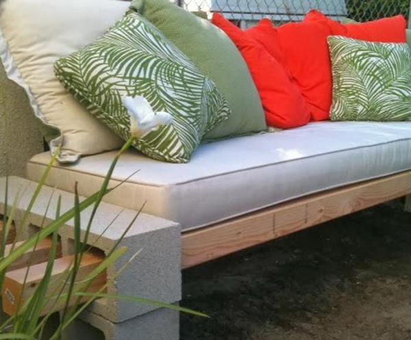Zelf Een Houten Tuinbank Maken 20 Geweldige DIY Projecten