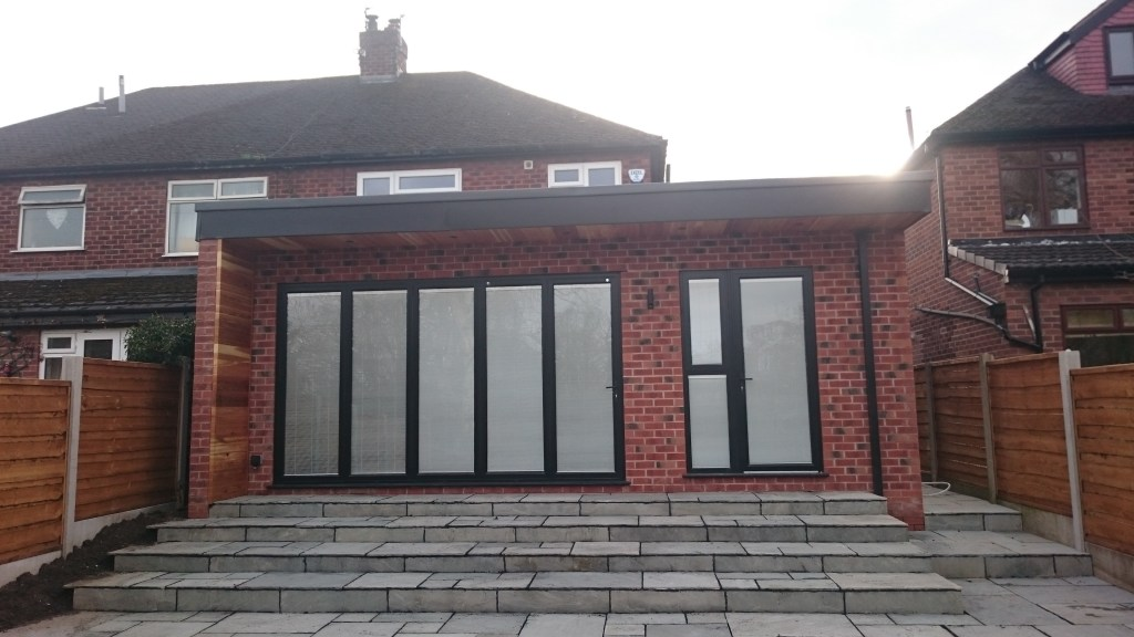 House extension Architect Manchester
